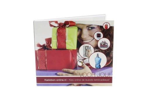 Luxe giftbox kerst