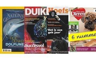 dieren tijdschriften