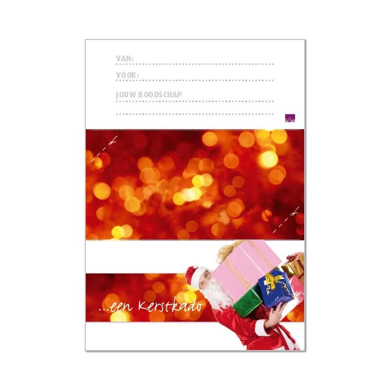 envelop kerst