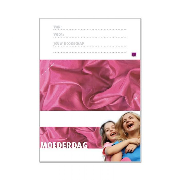 moederdag envelop